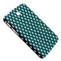 Circular Pattern Blue White Samsung Galaxy Tab 3 (7 ) P3200 Hardshell Case  View5