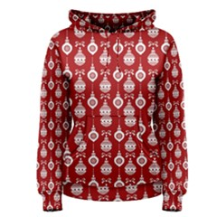 Light Red Lampion Women s Pullover Hoodie by Jojostore