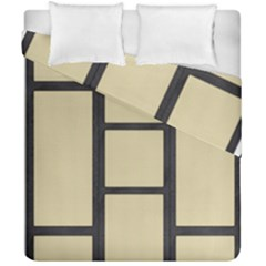 Tatami Duvet Cover Double Side (california King Size) by Tatami