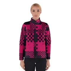 Cube Square Block Shape Creative Winterwear by Amaryn4rt
