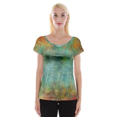 Rainforest Women s Cap Sleeve Top