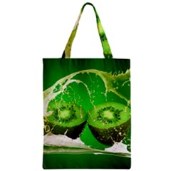 Kiwi Fruit Vitamins Healthy Cut Classic Tote Bag by Amaryn4rt