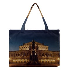 Dresden Semper Opera House Medium Tote Bag by Amaryn4rt