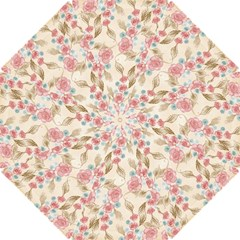 Background Page Template Floral Hook Handle Umbrellas (small) by Amaryn4rt