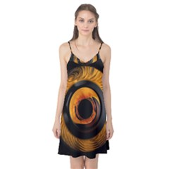 Fractal Mathematics Abstract Camis Nightgown by Amaryn4rt