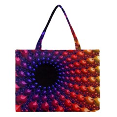 Fractal Mathematics Abstract Medium Tote Bag by Amaryn4rt