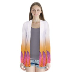 Autumn Leaves Colorful Fall Foliage Cardigans by Amaryn4rt