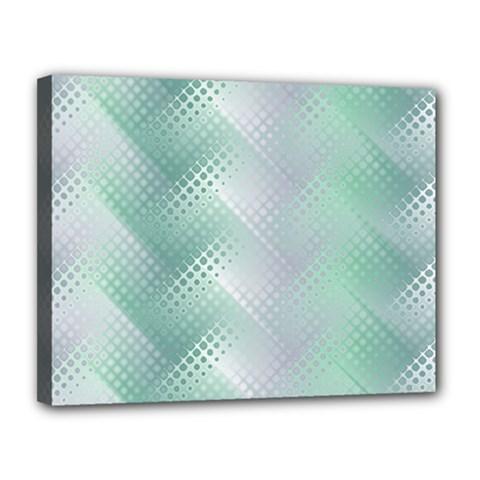 Background Bubblechema Perforation Canvas 14  X 11