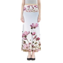 Flowers Plants Korea Nature Maxi Skirts by Amaryn4rt