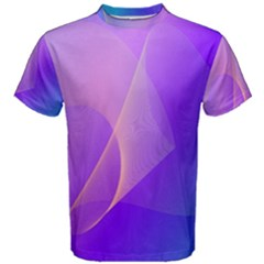 Vector Blend Screen Saver Colorful Men s Cotton Tee by Amaryn4rt