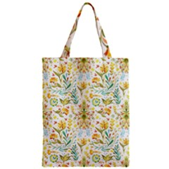 Cute Small Colorful Flower  Classic Tote Bag by Brittlevirginclothing