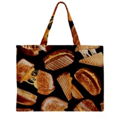 Delicious Snacks  Zipper Mini Tote Bag by Brittlevirginclothing