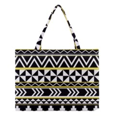 Black Bohemian Medium Tote Bag by Brittlevirginclothing