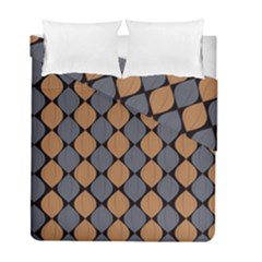 Abstract Seamless Pattern Duvet Cover Double Side (Full/ Double Size) by Amaryn4rt