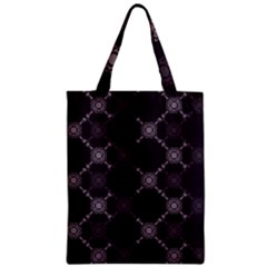 Abstract Seamless Pattern Zipper Classic Tote Bag by Amaryn4rt