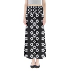Dark Floral Maxi Skirts by dflcprintsclothing