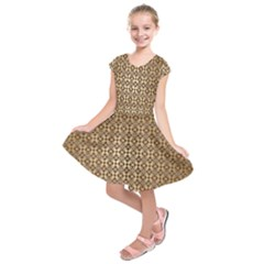 Background Seamless Repetition Kids  Short Sleeve Dress by Amaryn4rt