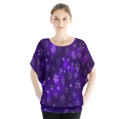 Bokeh Background Texture Stars Blouse