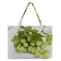 Grapes Medium Zipper Tote Bag by TailWags