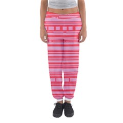 Index Red Pink Women s Jogger Sweatpants by Amaryn4rt