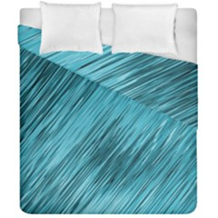 Banner Header Duvet Cover Double Side (california King Size) by Amaryn4rt