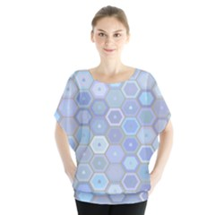 Bee Hive Background Blouse by Amaryn4rt