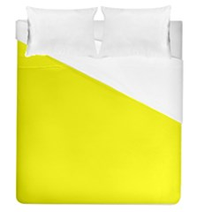Yellow Color Duvet Cover (queen Size)