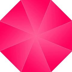 Pink Color Golf Umbrellas
