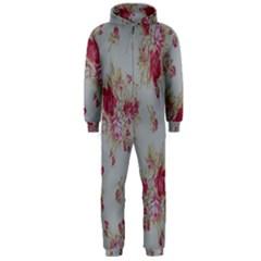 Rose Hooded Jumpsuit (men)