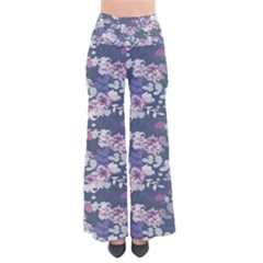 Simple Flower Pants by Jojostore