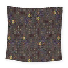 Preview Form Optical Illusion Rotation Square Tapestry (large) by Jojostore
