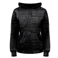 Wallpapers Stereogram Texture Pack Women s Pullover Hoodie by Jojostore
