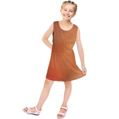 Bright Tech Background Kids  Tunic Dress by Amaryn4rt