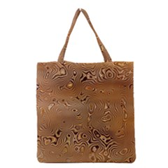 Circuit Board Grocery Tote Bag by Amaryn4rt