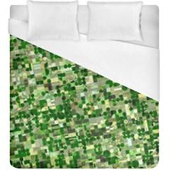 Crop Rotation Kansas Duvet Cover (king Size)