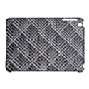 Grid Wire Mesh Stainless Rods Rods Raster Apple iPad Mini Hardshell Case (Compatible with Smart Cover) View1