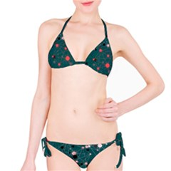 Pattern Seekers The Good The Bad And The Ugly Bikini Set by Amaryn4rt