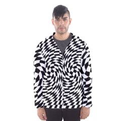 Whirl Hooded Wind Breaker (men) by Amaryn4rt
