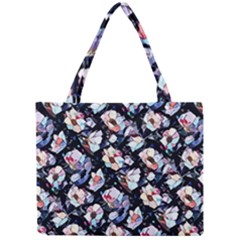 Filtered Anemones  Mini Tote Bag by miranema