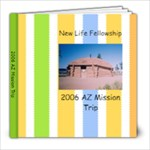 2006 az - 8x8 Photo Book (30 pages)