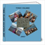 TYBEE ISLAND 2007 - 8x8 Photo Book (30 pages)