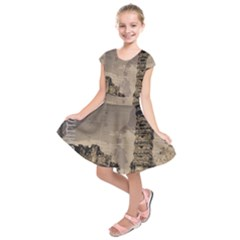 Chittorgarh Kids  Short Sleeve Dress by fatfatiya