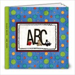 ABC ALBUM - 8x8 Photo Book (30 pages)