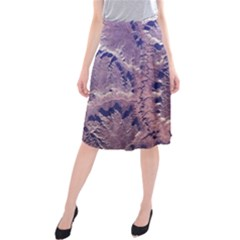 Grand Canyon Space Midi Beach Skirt by AnjaniArt