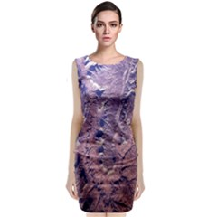 Grand Canyon Space Classic Sleeveless Midi Dress by AnjaniArt
