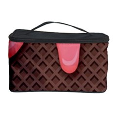 Ice Cream Cosmetic Storage Case by Brittlevirginclothing