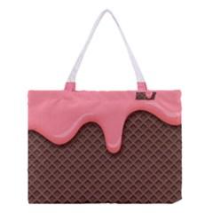 Ice Cream Medium Tote Bag by Brittlevirginclothing