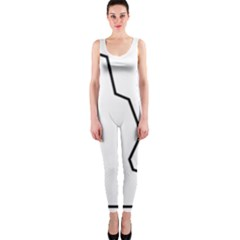 Mountaineering Climbing Pictogram  Onepiece Catsuit by abbeyz71