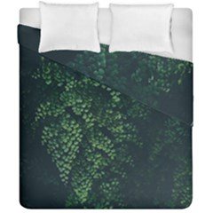 Abstract Art Background Biology Duvet Cover Double Side (california King Size) by Amaryn4rt