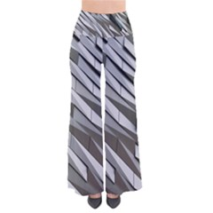 Abstract Background Geometry Block Pants by Amaryn4rt
